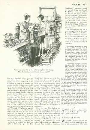 April 15, 1967 P. 43