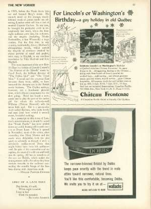 February 9, 1952 P. 61