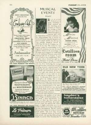 February 19, 1955 P. 116