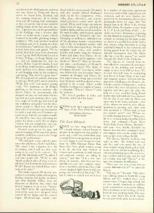 January 25, 1964 P. 23