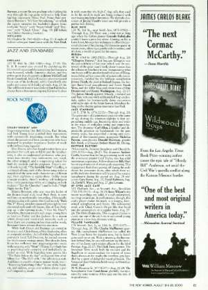 August 21, 2000 P. 25