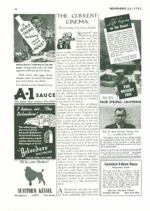 November 22, 1941 P. 98