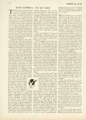 August 13, 1949 P. 22