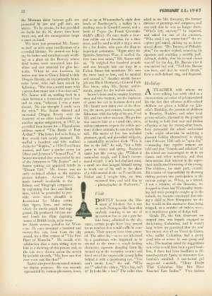 February 22, 1947 P. 22