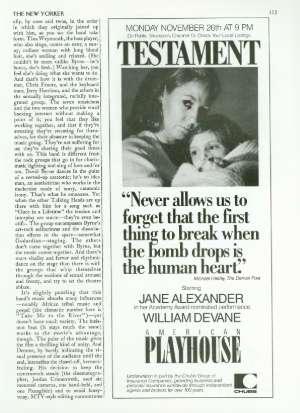 November 26, 1984 P. 112