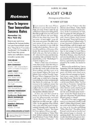 November 6, 2006 P. 70