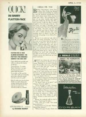 April 3, 1954 P. 92