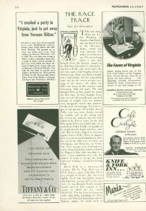 November 11, 1967 P. 236