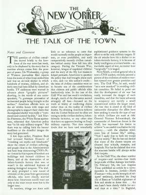 February 25, 1991 P. 27