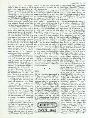 February 18, 1991 P. 22