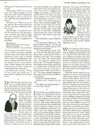 November 7, 1994 P. 74