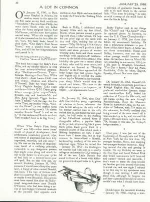 January 25, 1988 P. 30