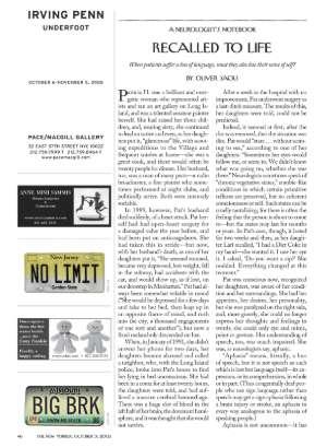 October 31, 2005 P. 46