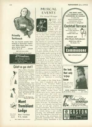 November 21, 1953 P. 136
