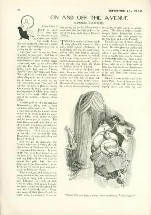 September 13, 1930 P. 92