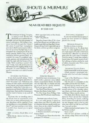 April 7, 1997 P. 100
