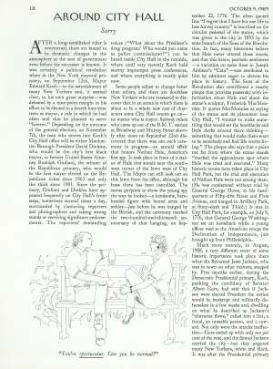 October 9, 1989 P. 126