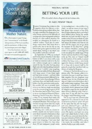 January 29, 2001 P. 38