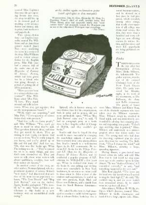 December 31, 1973 P. 20