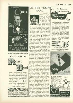 October 23, 1954 P. 152