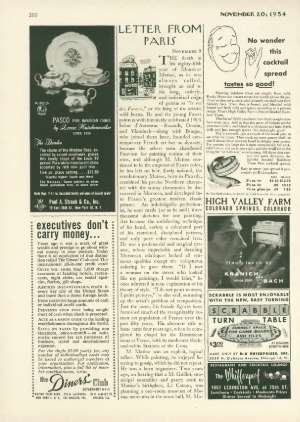 November 20, 1954 P. 200