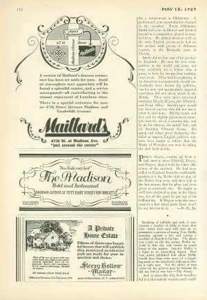 May 18, 1929 P. 113