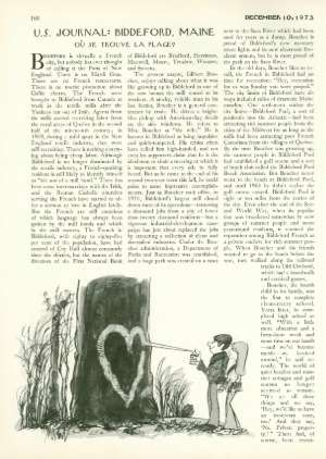 December 10, 1973 P. 160