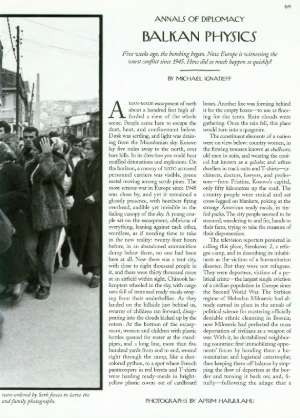Balkan Physics | The New Yorker