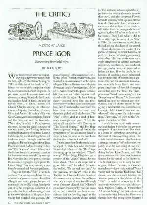 November 6, 2000 P. 85