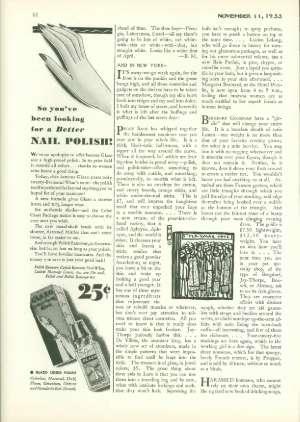 November 11, 1933 P. 62