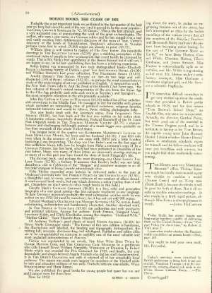 January 19, 1952 P. 85