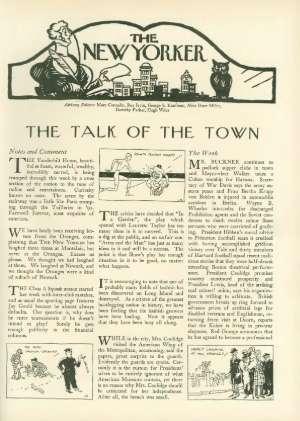 November 28, 1925 P. 1