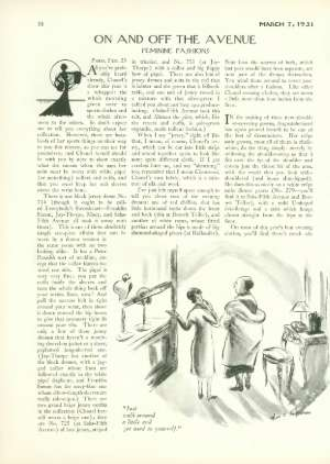 March 7, 1931 P. 58