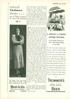 August 26, 1933 P. 31