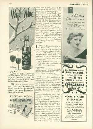 December 2, 1950 P. 121