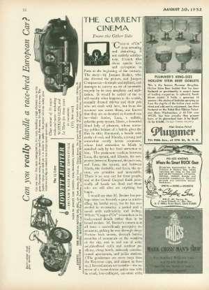 August 30, 1952 P. 52
