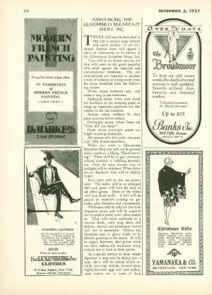 December 3, 1927 P. 114
