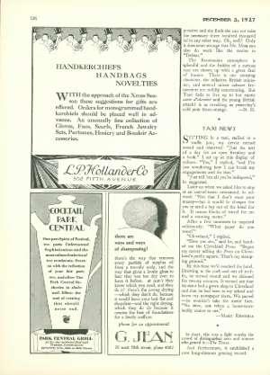 December 3, 1927 P. 126