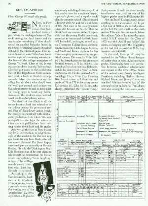 November 8, 1999 P. 30