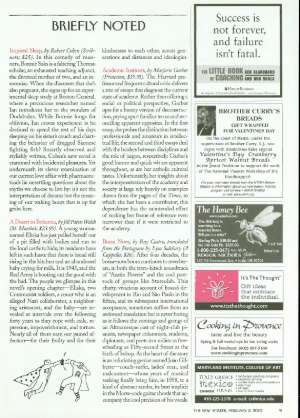 February 5, 2001 P. 91