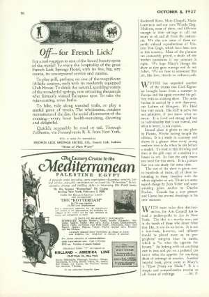 October 8, 1927 P. 87