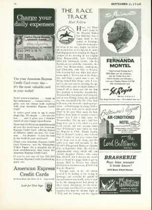 September 3, 1960 P. 78