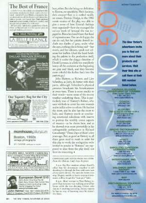 November 27, 2000 P. 180