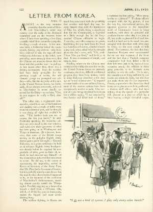April 21, 1951 P. 122