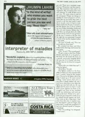 June 21, 1999 P. 105