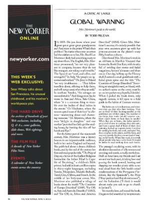 April 11, 2005 P. 34