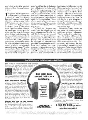 January 16, 2006 P. 32