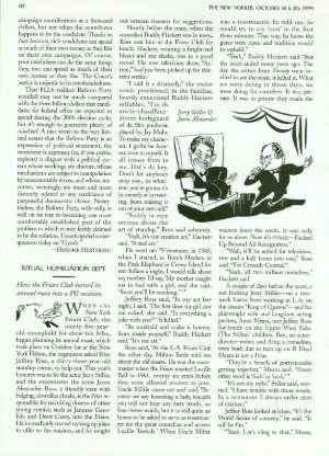 October 18, 1999 P. 82