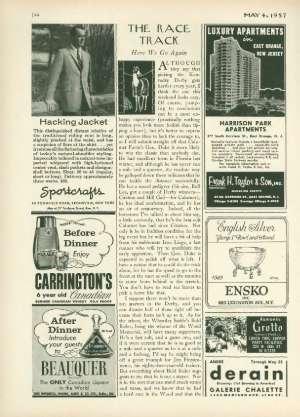 May 4, 1957 P. 144
