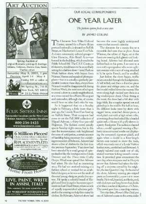April 16, 2001 P. 42